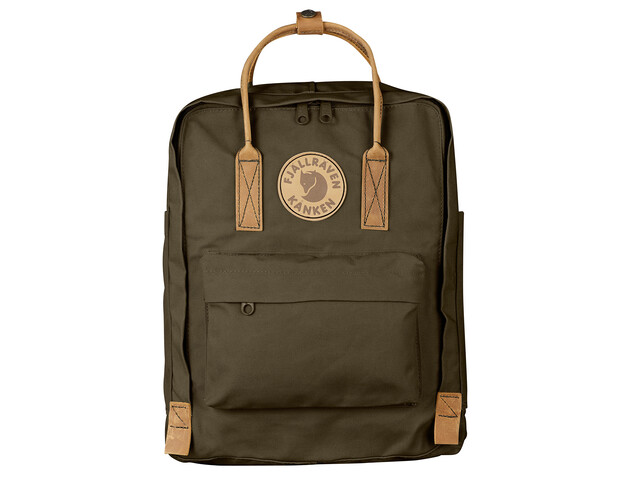 Fjällräven Kånken No.2 Backpack Dark Olive